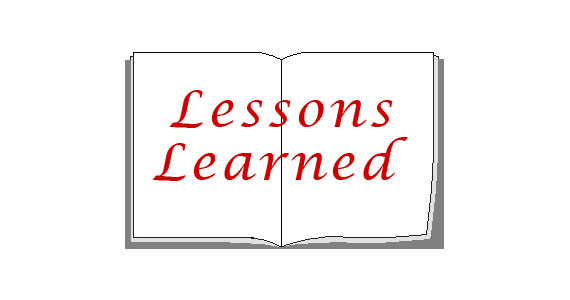 lessons to be learned in the I started writing this a while ago, as a part of processing my divorce and figuring out what i could learn from it i am happy to share it here in hopes that it might help others divorce can be an incredible learning experience, and i strive to l.